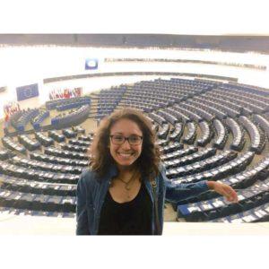 clarisa-european-parliament