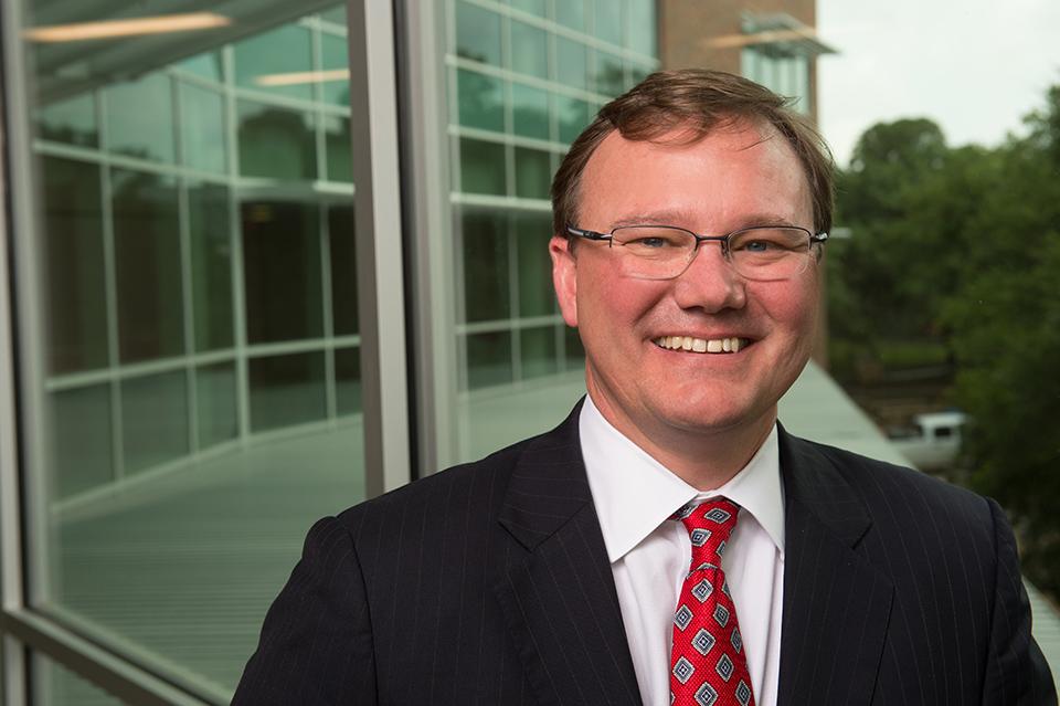 Dr. Thomas Evans Building on Success