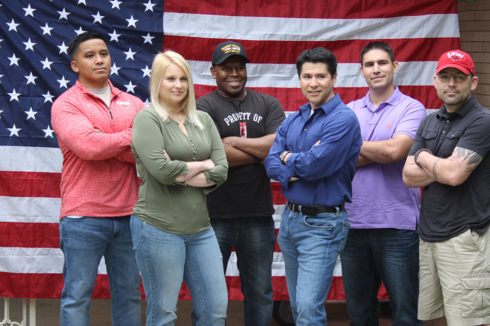 UIW Center for Veterans Affairs: Empowering Veterans to Succeed