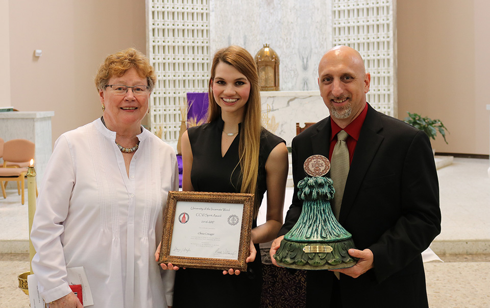 Incarnate Word Day 2017 Marked by Honors
