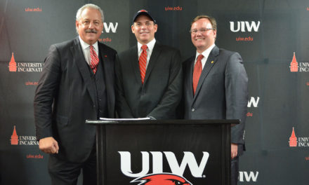 Cardinal Athletics Welcomes New Athletic Director Dr. Brian Wickstrom