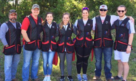 Trap and Skeet Team Aims High