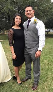 Alixzandra Peña and Jeremy Gonzales