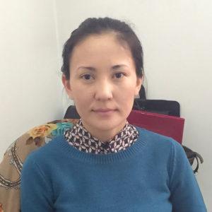 Peacebuilding Symposium Scholar Dr. Damira Sikhimbayeva