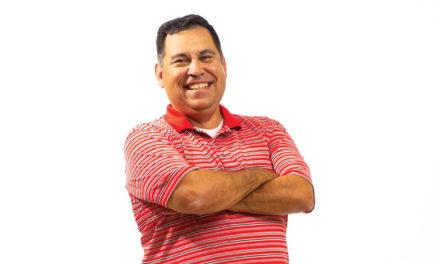 5 Questions for Dr. Ricardo González