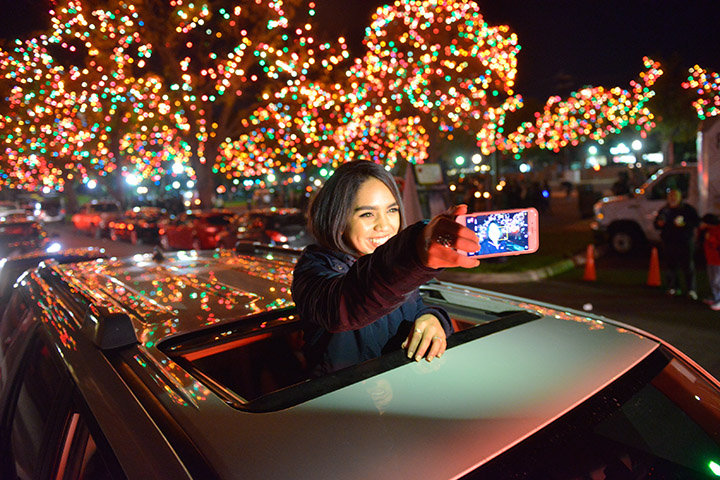 Join us for the Light the Way Holiday Festival