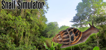 Snail Simulator Blasts Through Kickstarter Goal