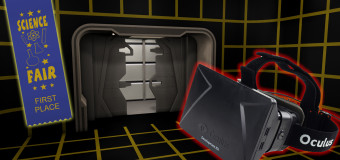 Reverse Holodeck Created Using VR Tech