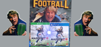 Madden 15 Features More Madden
