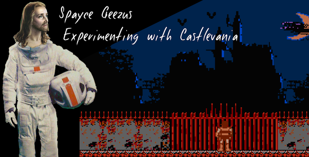 Experimenting with Castlevania