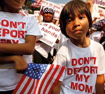 Don't Deport Mom