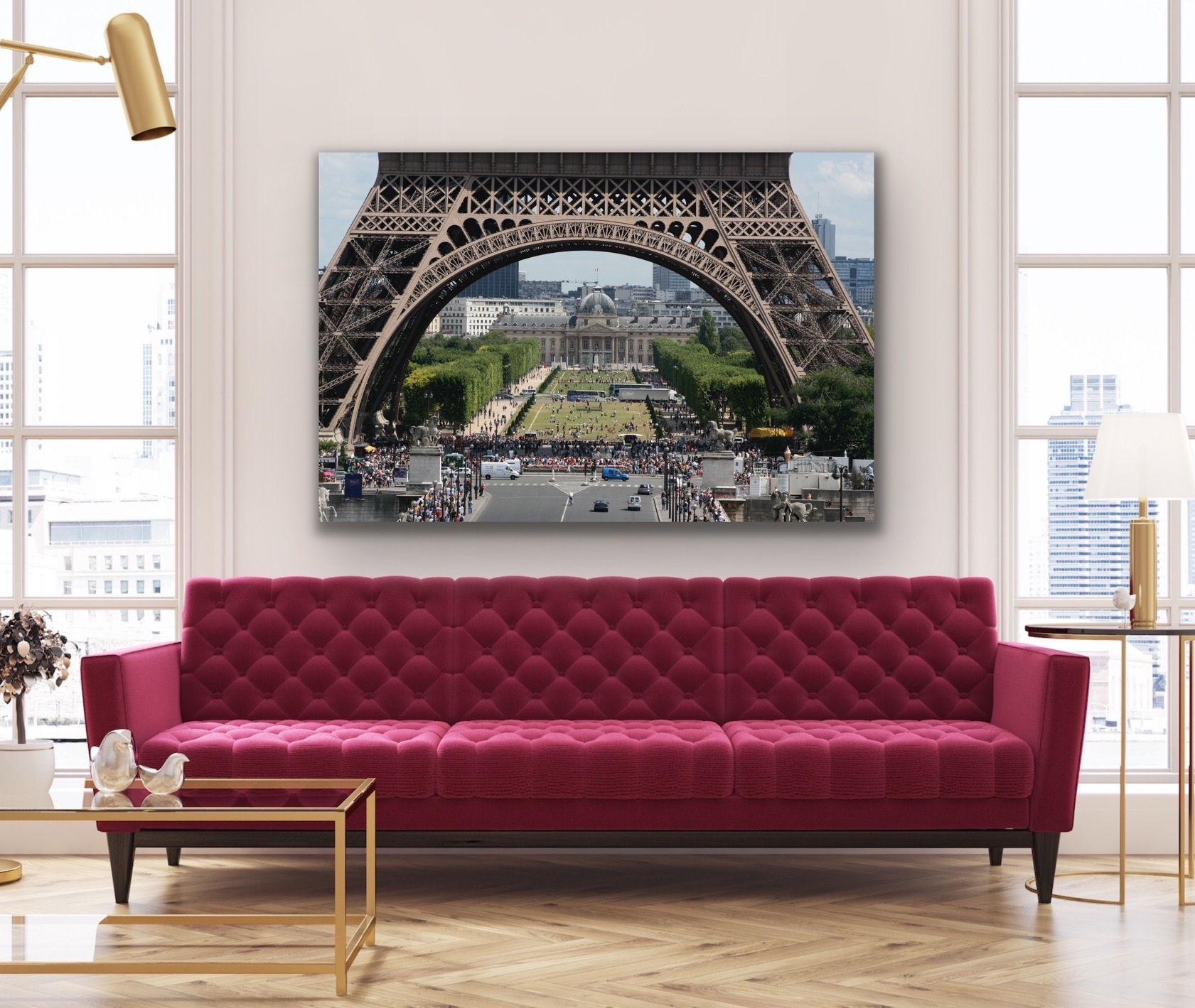 Eiffel Power 40X60