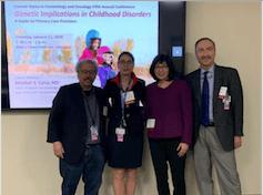 Pediatric Hematology & Oncology January Conference