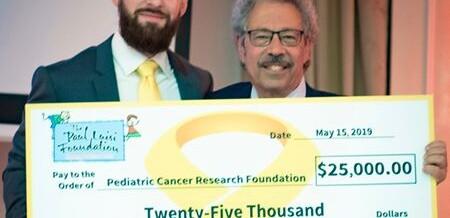 $ 25,000 Donation
