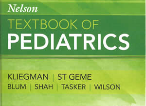 2020 Nelson Textbook of Pediatrics