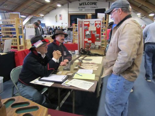 National Chicago Civil War, Military, and Collector Arms Spring Show has canceled