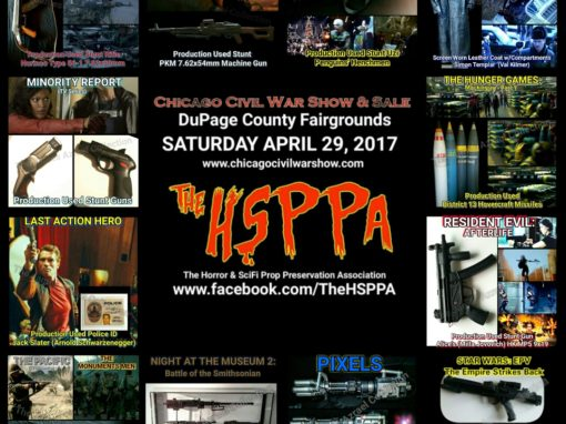 The Horror and SciFi Prop Preservation Association