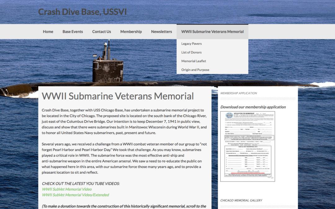 Chicago WWII Submarine Veterans Memorial