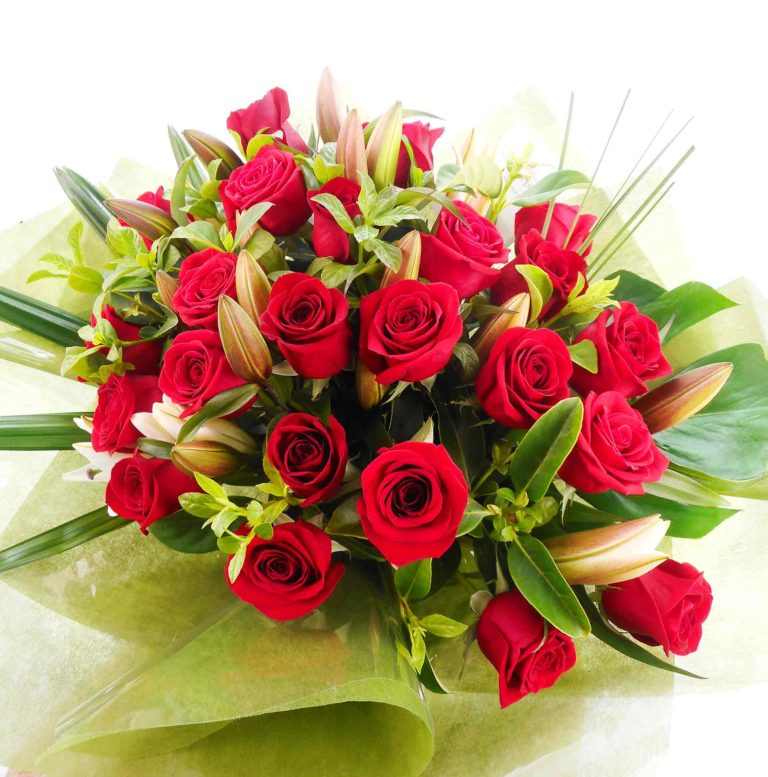 Bouquet delivered noosa