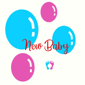 New Baby Flower gifts Noosa