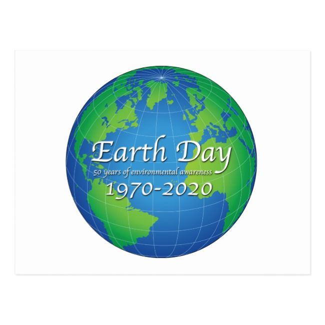 Earth Day Anniversary 2020