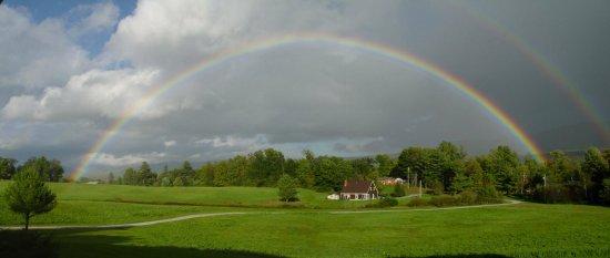 Rainbow in Wallingford