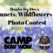 bluebonnet dog photo competition