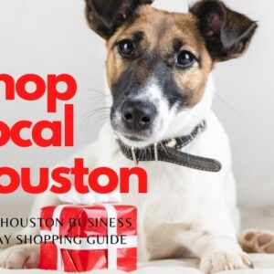 shop houston local dog businesses
