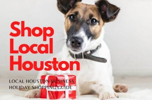 shop houston local dog businesses