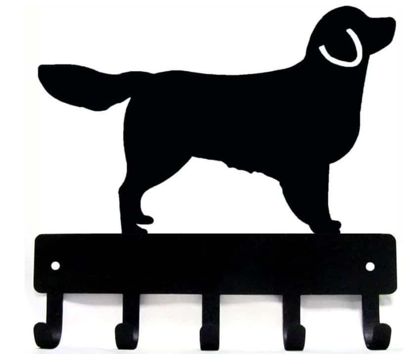 dog leash wall hanger, dog christmas gifts, dog gifts