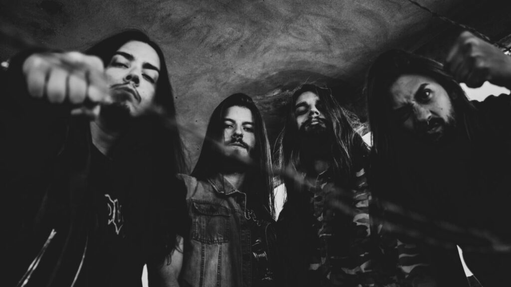 Aposta do metal, HellgardeN lança álbum de estreia, gravado de forma analógica: 'Sem frescura'