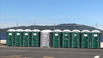 Portable Washroom Rentals (Porta Potty)