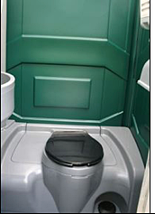 Portable Washroom Terrace