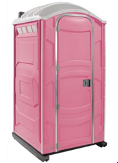 Women Only Porta Potty