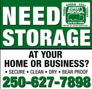 Home and Business Storage in Prince Rupert