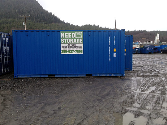 Storage Rental in Prince Rupert