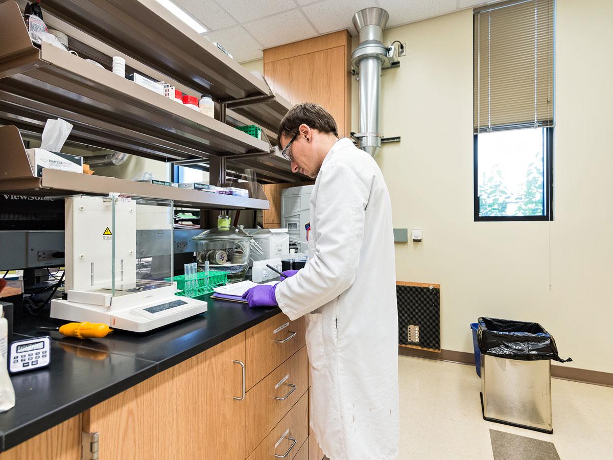 Inorganic Lab