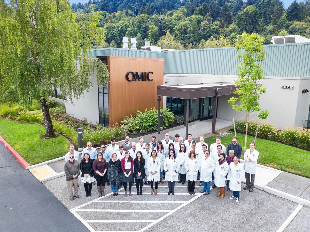 The OMIC USA Team