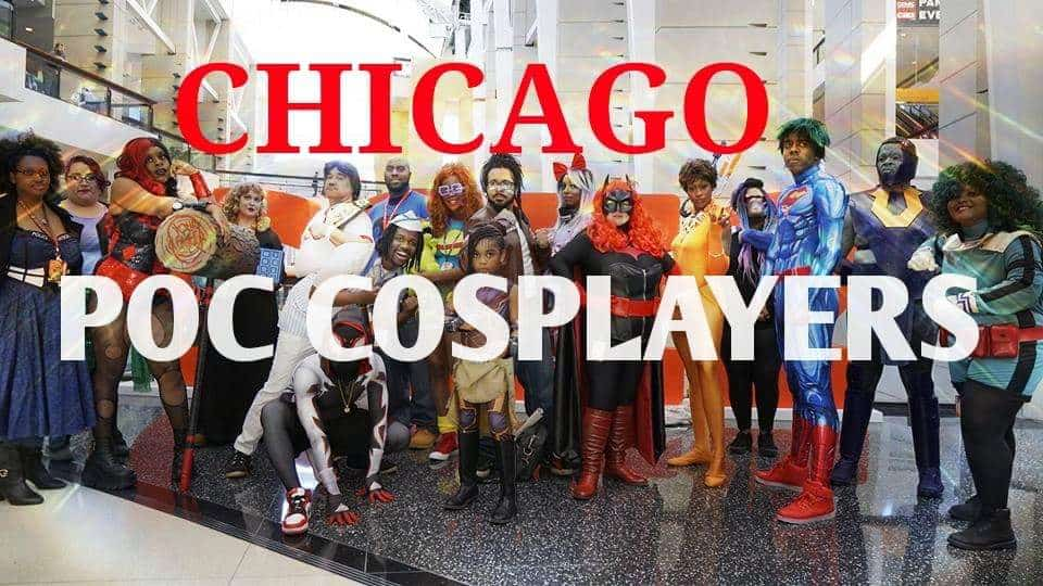 Chicago POC Cosplayers