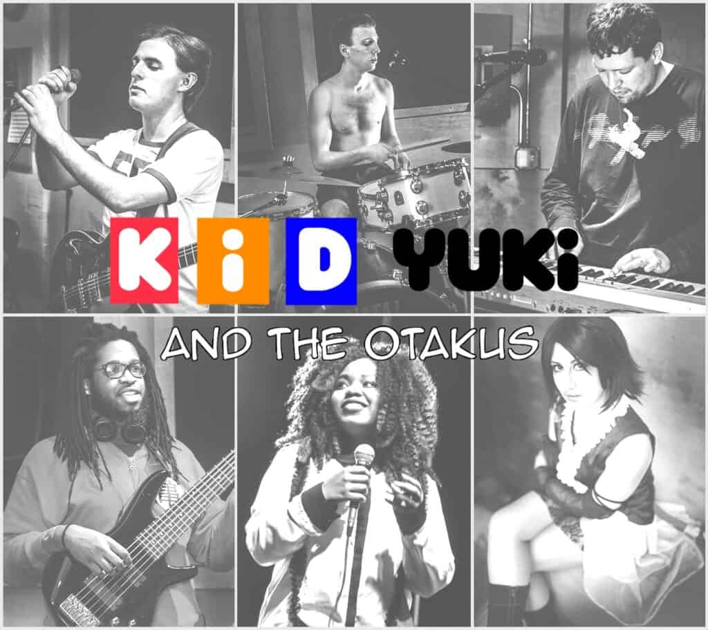 Kid Yuki and The Otakus