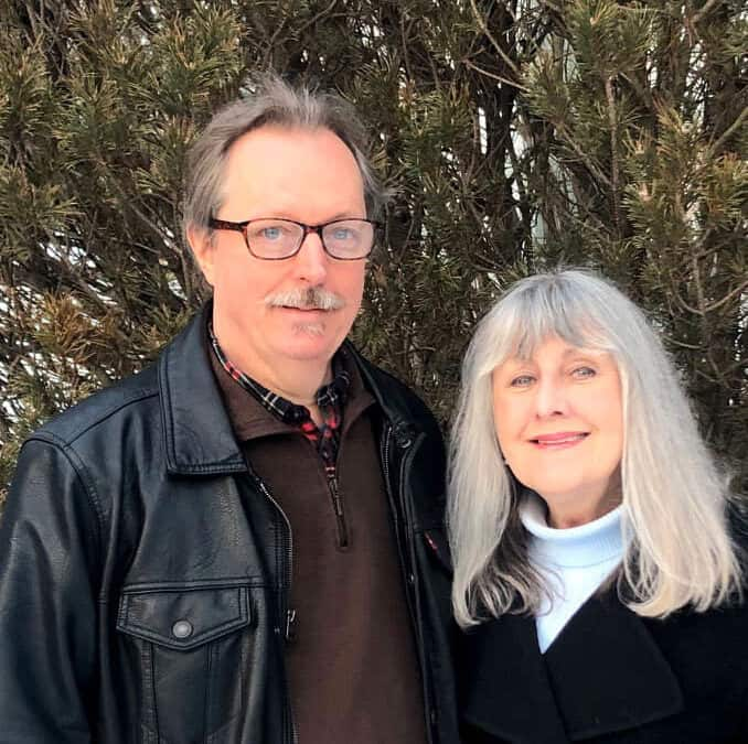 Bill Reinhold and Linda Lessman Reinhold