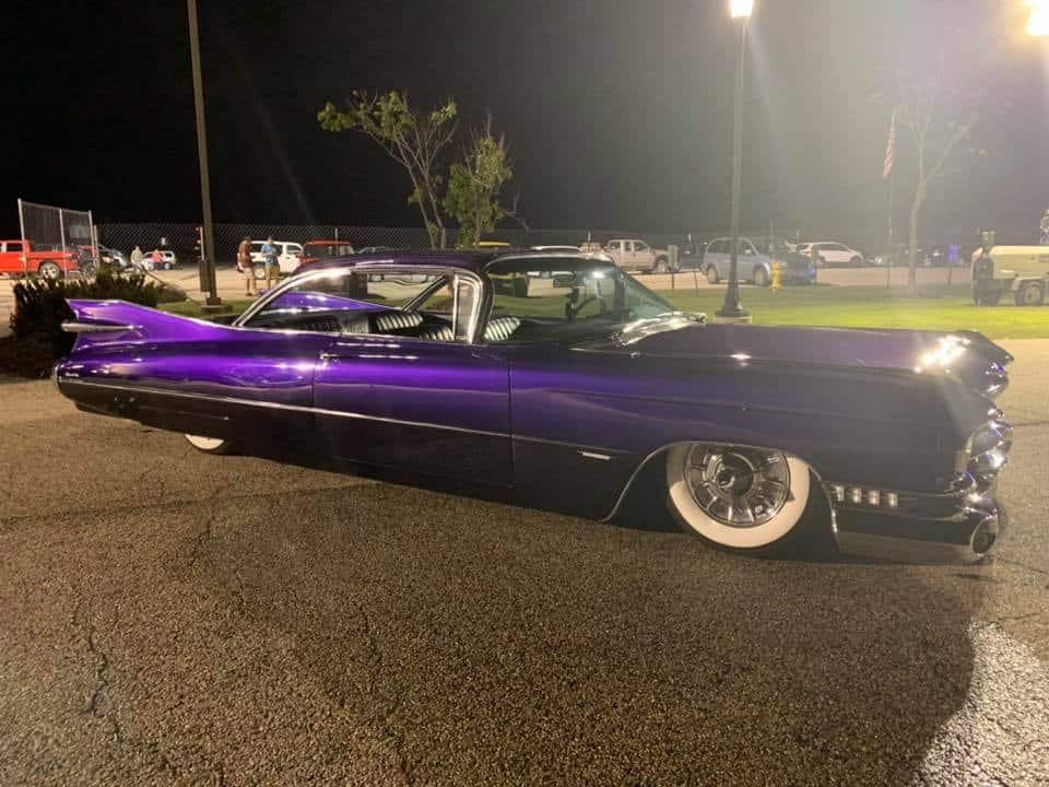 Classic Car Cruise Night