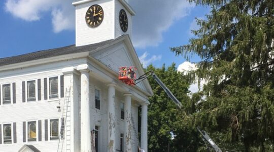 Preservation of Millbury First Congregational Church