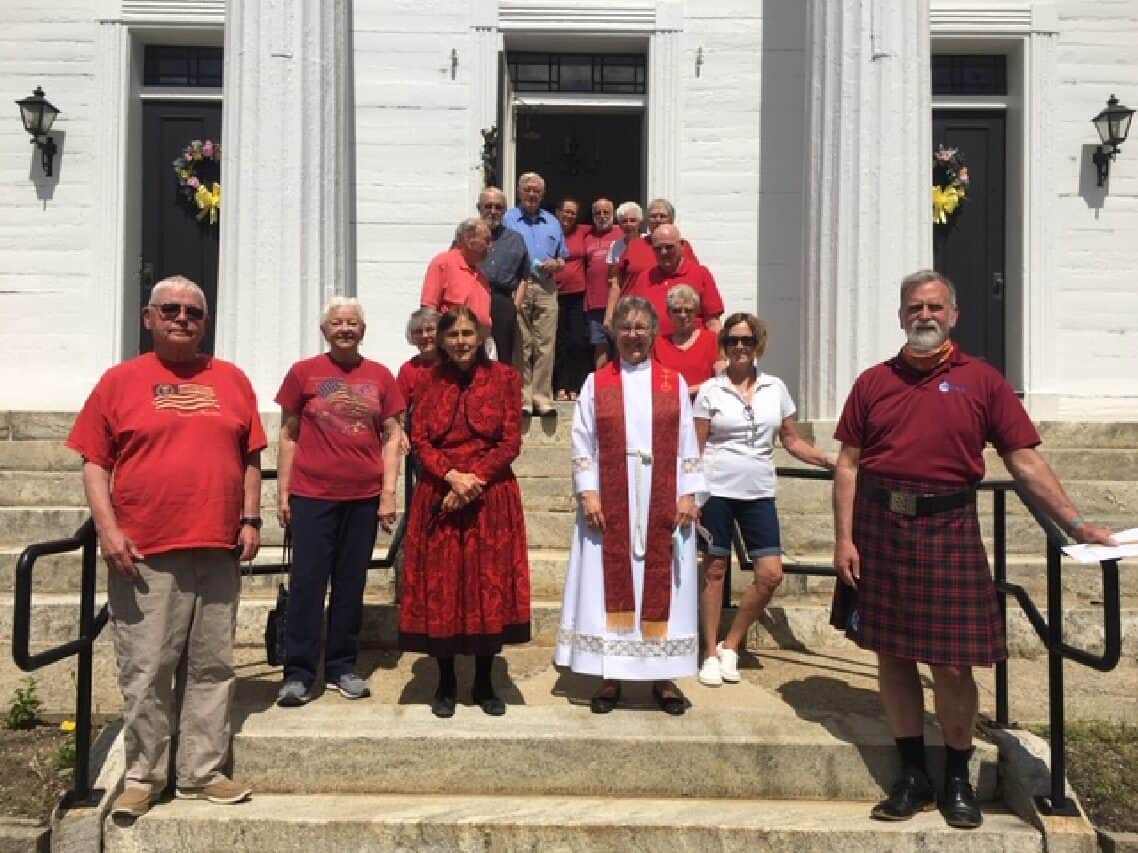 Wear Red on Pentecost, Sunday, May 23