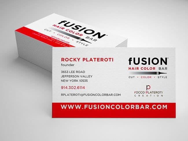 Fusion Hair Color Bar