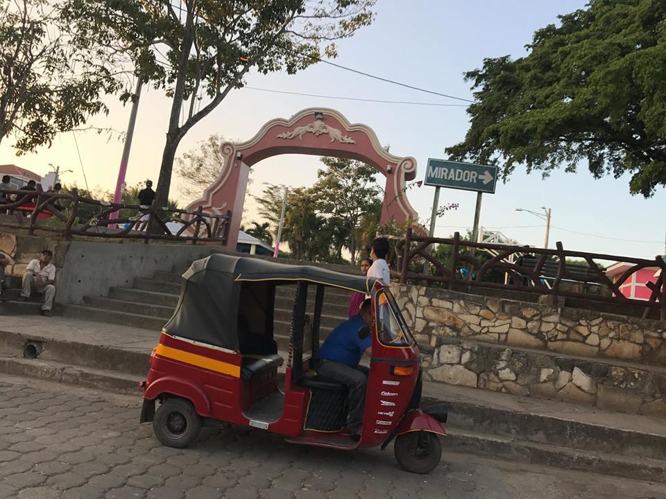 El negocio de tener una caponera en Nicaragua