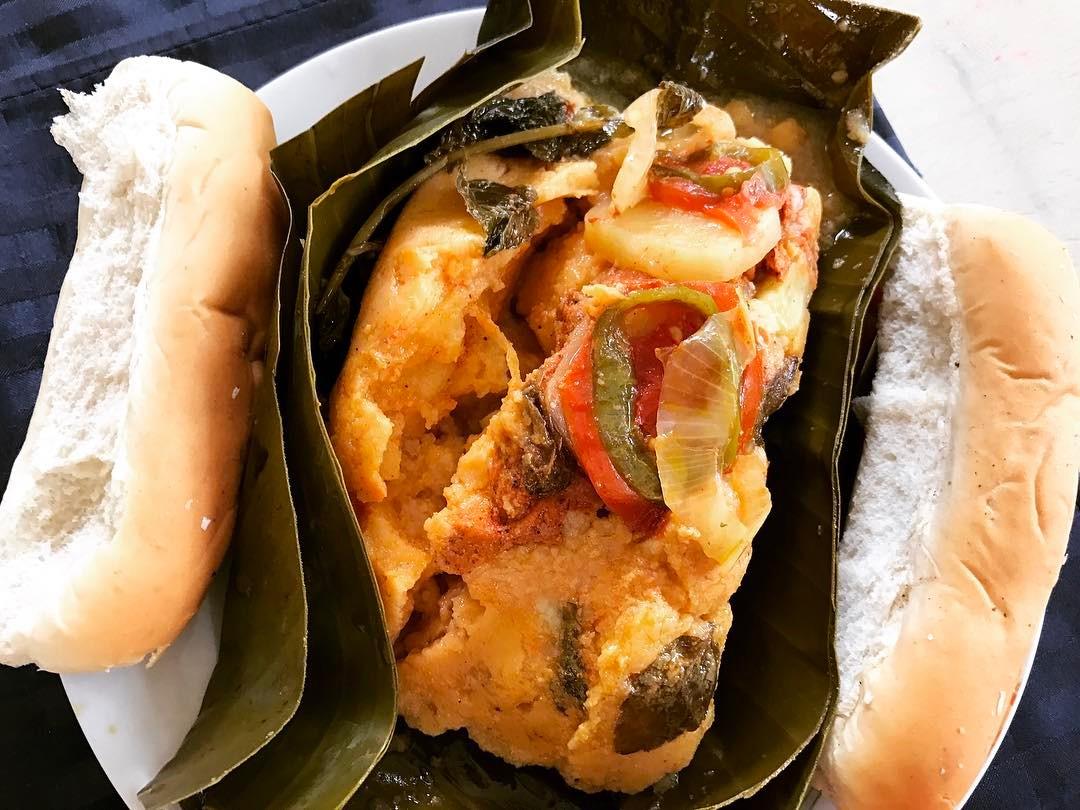Nacatamales el desayuno tradicional de los Nicaragüenses