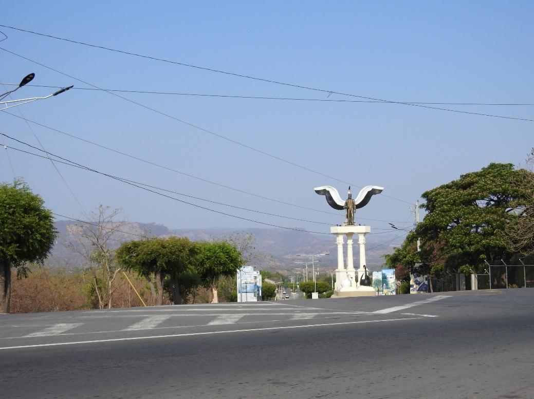¿Cómo llegar a Ciudad Dario Matagalpa?