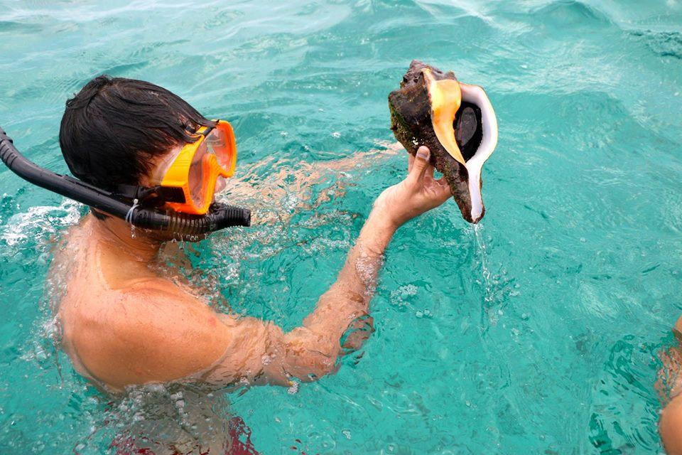Lugares para practicar Snorkel y Buceo en Nicaragua