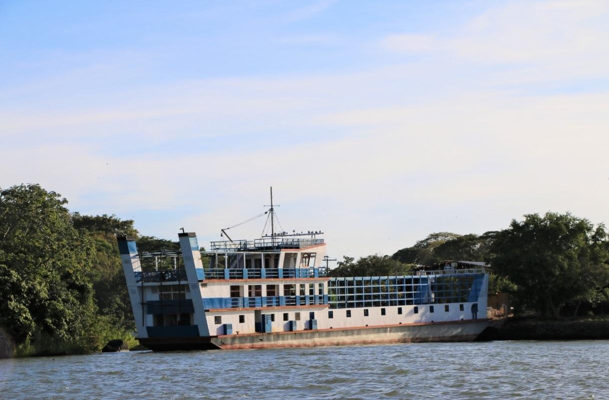 Viajar del ferry de Granada a Ometepe